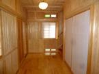 正面造りが木学の家の3相窓